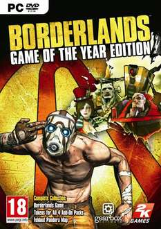 Borderlands Game of the Year (PC) DIGITAL @ muve.pl