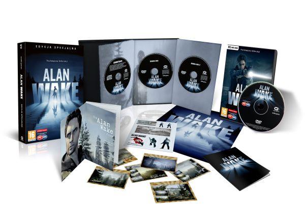 Alan Wake (PC) Edycja Specjalna za 19,99 zł @ Muve.pl