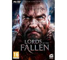 Lords of the Fallen: Edycja Limitowana [PC] za 19,99zł @ Media Markt/Saturn