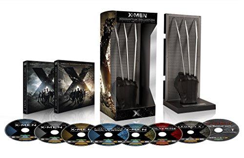 Edycja limitowana Adamantium (7 filmów X-Men i Wolverine + figurka) na Blu-Ray za ok. 202zł @ Amazon.fr