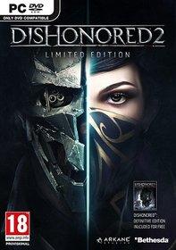 Dishonored 2 wersja limitowana