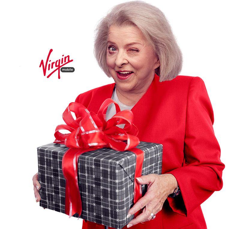 Virgin Mobile - dokładka 3GB w pakietach 3w1