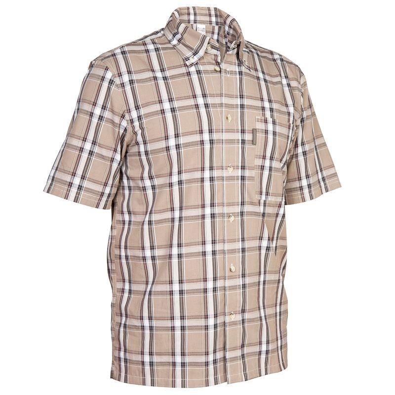 Koszula z krótkim rękawem 50%  taniej (pełna rozmiarówka) @ Decathlon