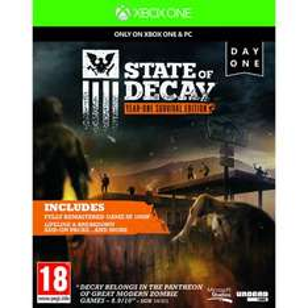 State of Decay: Year-One Survival Edition [Xbox One] za 39,99zł @ Agito