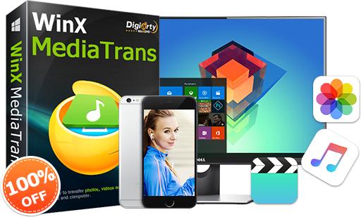 WinX MediaTrans za darmo (wartości 30$)