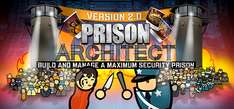 Prison Architect Standard za ok. 31zł @ Steam