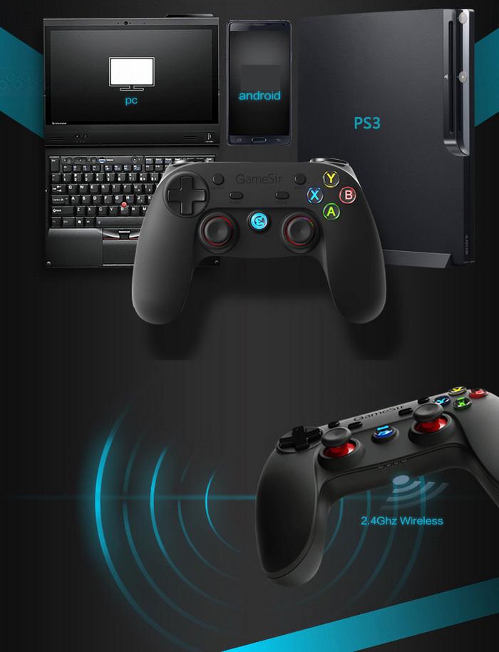 Coś dla graczy - kontroler G3s