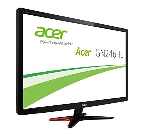 """Acer Predator GN246HLBbid (24"""", FHD, 144Hz, 1ms) za 850zł z wysyłką @ Amazon.de"""