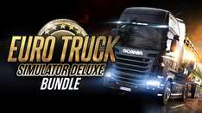 Euro Truck Simulator 2 – Deluxe Bundle @ bundlestars.com