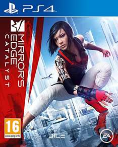 Mirror's Edge Catalyst (PS4) za ok. 148zł @ Amazon.uk