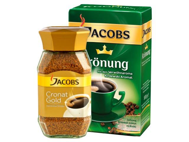 Jacobs Krönung Kawa rozpuszczalna 200 g @ Tesco