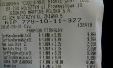 Kapsułki do prania Surf 32 szt za 9,99zł Biedronka