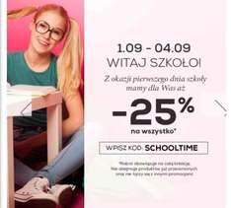 25% taniej na Czasnabuty.pl   01-04.09