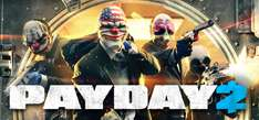 Darmowy weekend z PAYDAY 2 @ steam