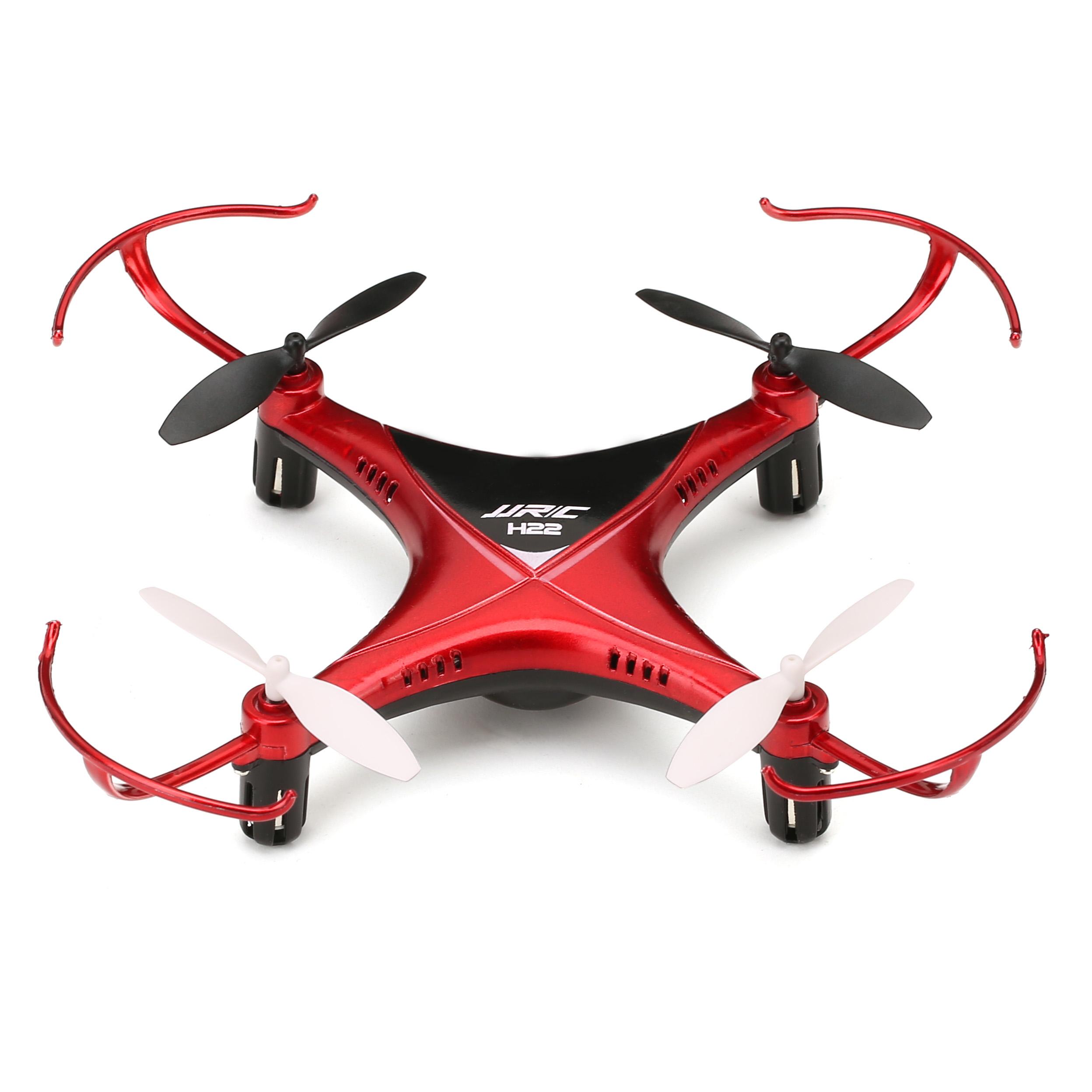 Dron JJRC H22 latający do góry nogami