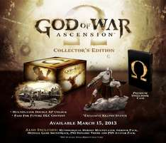 God of War: Ascension - Collector's Edition (PS3) @Amazon.co.uk