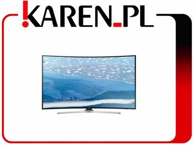 Telewizor 49'' Samsung UE49KU6100 4K Smart Curved @Karen.pl na Allegro
