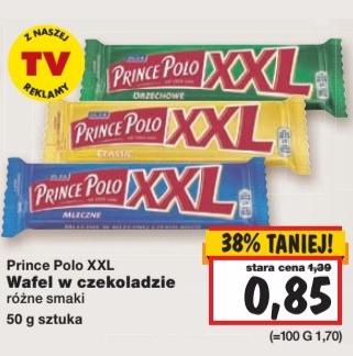 #Kaufland: PRINCE POLO XXL
