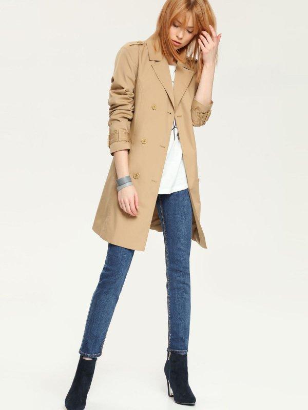 Damski płaszcz za 59,99zł (cała rozmiarówka) @ Top Secret