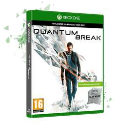 Quantum Break [Xbox One] za 99zł @ Media Markt/Saturn