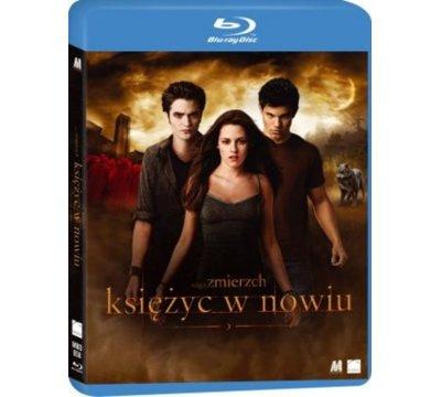 Saga Zmierzch: Księżyc w nowiu i Zaćmienie po 14,99zł (Blu-Ray) @ Media Markt