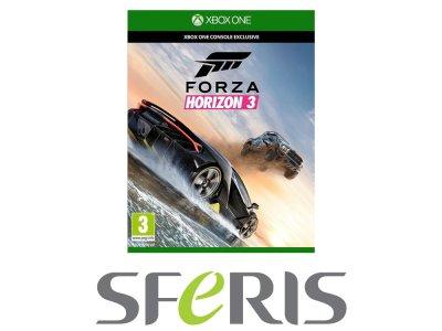 Preorder - Forza Horizon 3 [Xbox One] za 199zł z dostawą @ Allegro (Sferis)