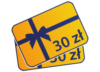 Karta podarunkowa 30PLN za każde wydane 500PLN i opłacone kartą VIsa Business @ MediaMarkt