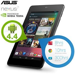 Tablet Nexus 7 32GB (recertyfikowany) za 454,90zł z wysyłką @ iBood