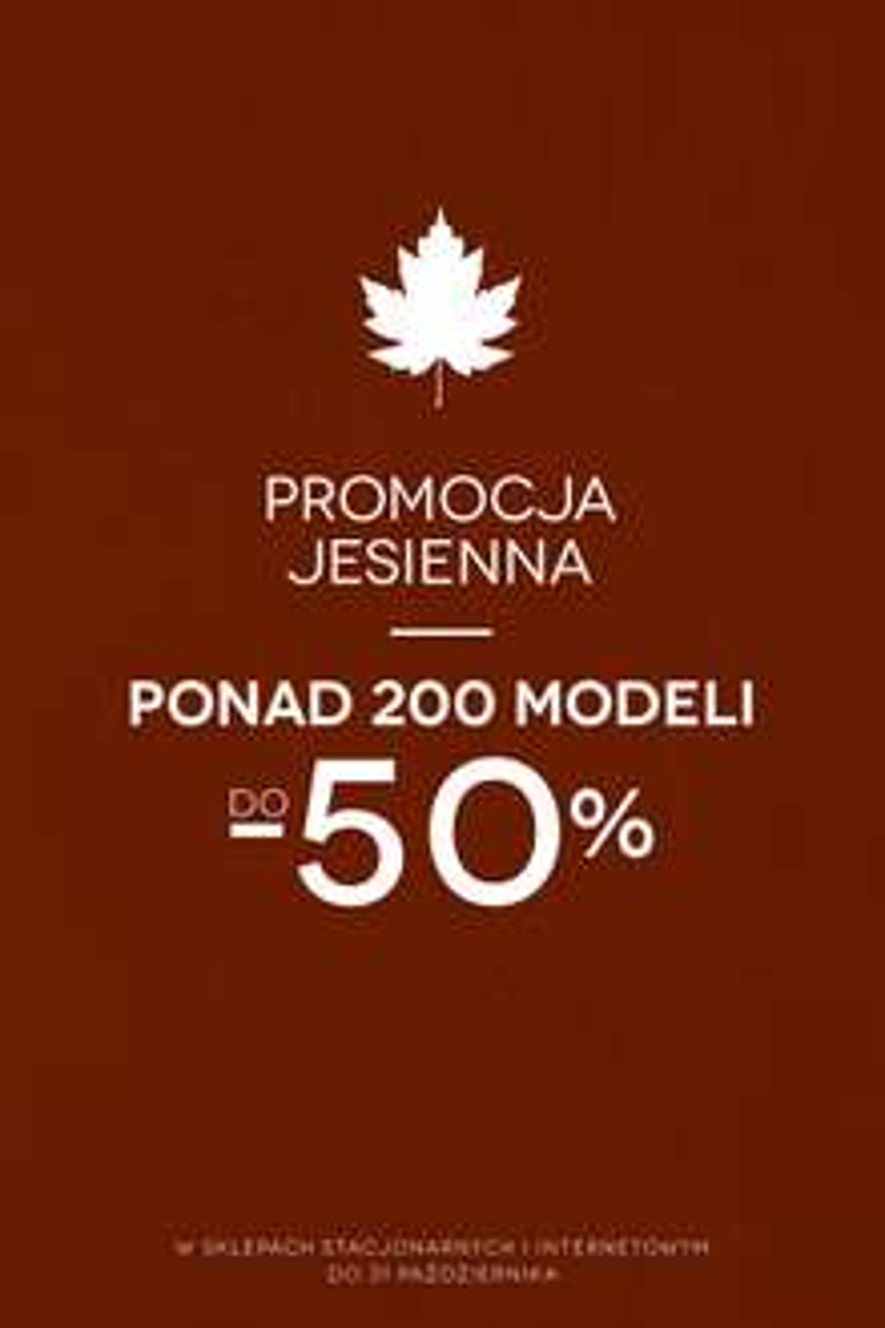 Do 50% rabatu na wybrane produkty @ Bytom