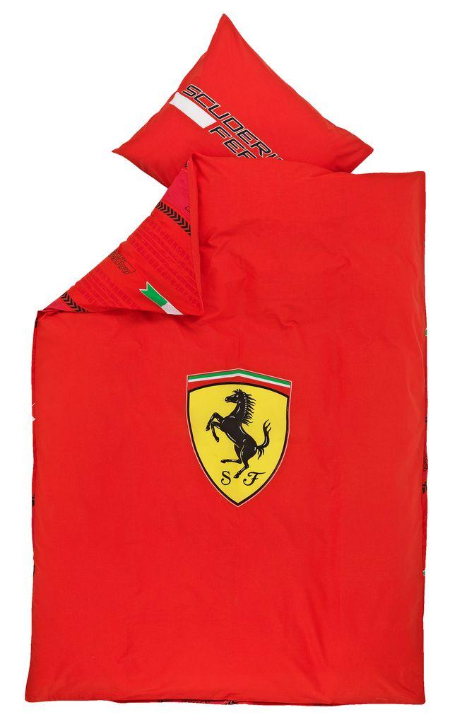 Pościel Ferrari 140x200cm za 65zł @ Jysk