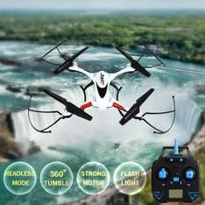 FlashSale na niezniszczalnego drona JJRC