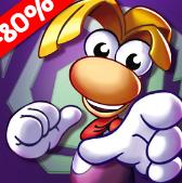 Rayman Classic za 4,19zł @ Google Play