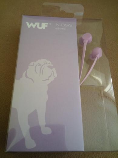 Słuchawki WUF In-Ears TESCO