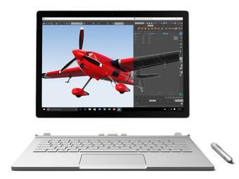 """Microsoft Surface Book, 13,5"""", 8 GB, i5, 128 GB SSD– odnowiony w ibood.pl"""