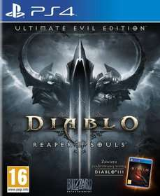 Diablo 3: Reaper of Souls - Ultimate Evil Edition na Playstation 4 za 79,99zł @ Empik