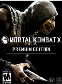 Mortal Kombat X Premium Edition PC (Steam) ~ 22zł @ CDkeys