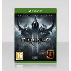 Diablo III Ultimate Evil Edition na XONE