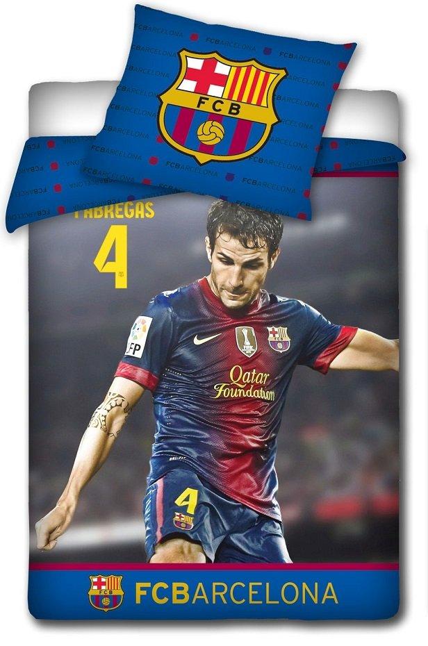 Pościel dla fanów FC BARCELONY-24,99zł