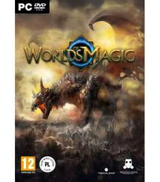Worlds of Magic za 9,90zł (PC) @ Zadowolenie