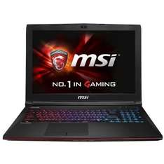 Laptop MSI GE62 (15.6', i7-4720HQ, 8GB RAM, GTX960M 2GB) za 3699zł @ Agito