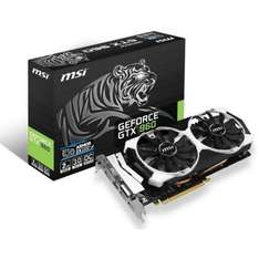 Karta graficzna MSI GeForce GTX 960 OC 2GB DDR5 PCI-E BOX