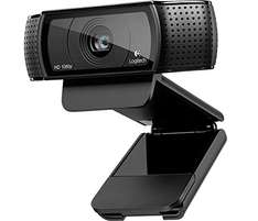 Logitech C920 (USB, 1080p) za ok. 225zł @ Amazon.uk