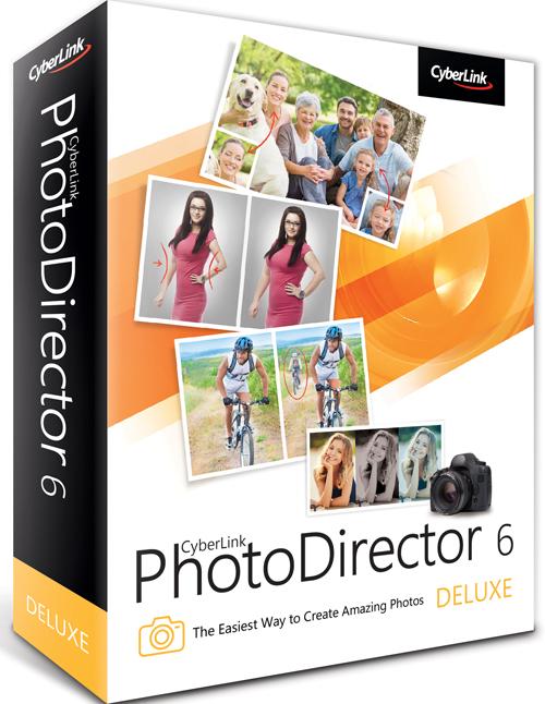 CyberLink PhotoDirector 6 Deluxe (program do katalogowania zdjęć) za darmo