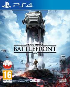 Star Wars Battlefront za 47 zł na PS4
