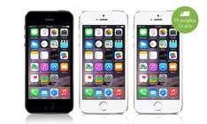 Od 1899 zł: iPhone 5s 16 GB lub 32 GB – 3 kolory do wyboru