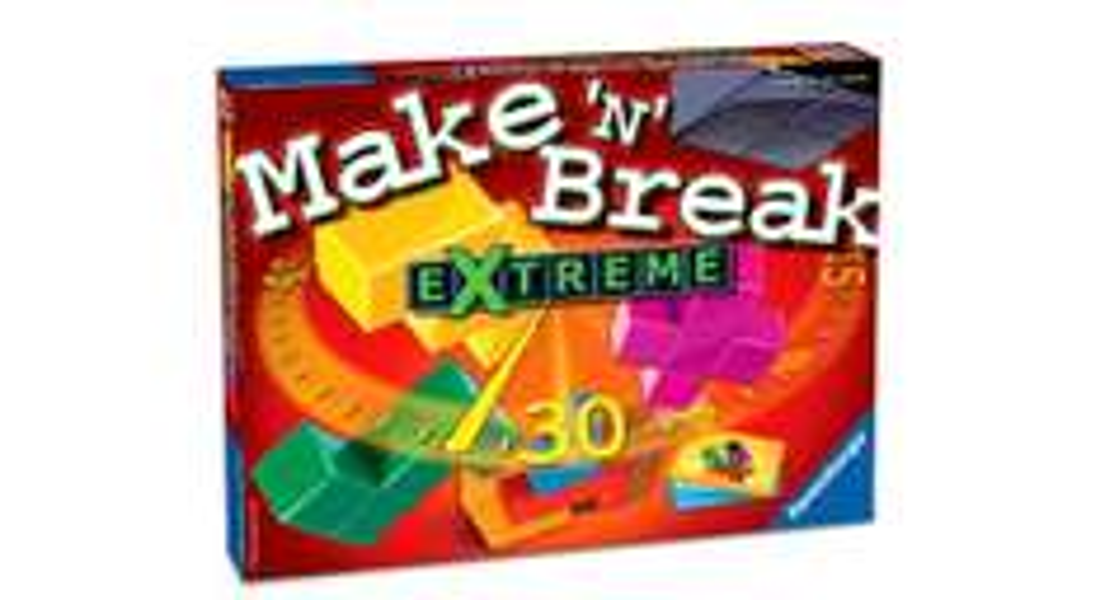 Gra planszowa Make'n'Break (Ravensburger) 40% taniej @ Satysfakcja