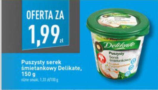 Produkty za 1,99zł (Sokoliki, sery białe, makaron, ryż i in.) @ Biedronka