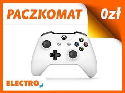 Kontroler Microsoft Xbox One S (biały) za 199zł @ Electro