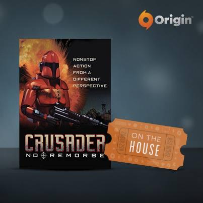 Crusader: No Remorse za DARMO @ origin.com