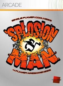 Splosion Man bezpłatnie prezent od M$ (kompatybilna z Xbox One)
